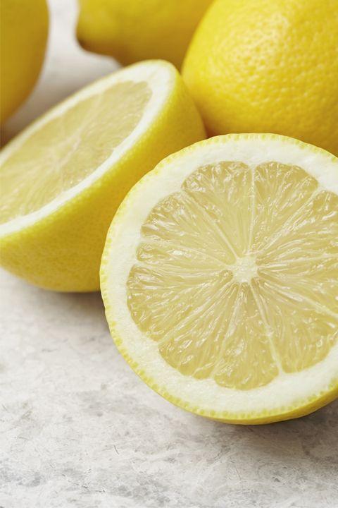 Green, Yellow, Fruit, Citrus, Lemon, Meyer lemon, Food, Ingredient, Lemon peel, Sweet lemon,