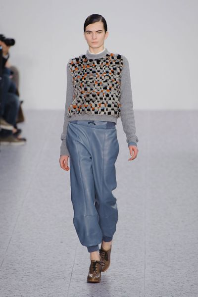 Blue, Sleeve, Trousers, Shoulder, Textile, Joint, Outerwear, Standing, Denim, Style,
