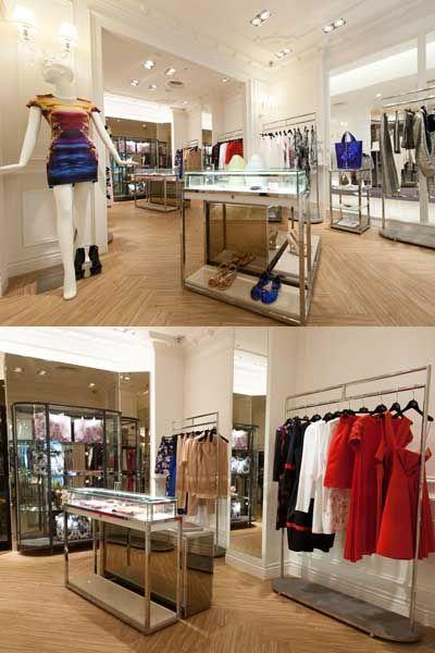 Interior design, Floor, Clothes hanger, Flooring, Ceiling, Light fixture, Interior design, Retail, Outlet store, Boutique,