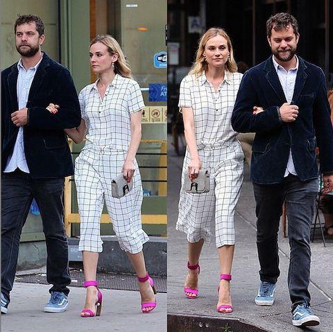Clothing, Footwear, Trousers, Dress shirt, Coat, Shirt, Outerwear, Collar, Style, Street fashion,
