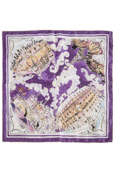 Purple, Violet, Lavender, Rectangle, Paper, Paper product, Illustration, Collectable, Ink, Painting,