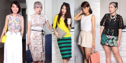 Clothing, Leg, Shoulder, Outerwear, Style, Dress, Pattern, Thigh, One-piece garment, Waist,