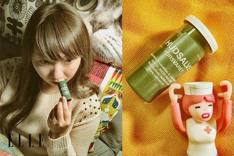 Drinkware, Eyelash, Cup, Bangs, Figurine, Nail, Toy, Sweater, Fictional character, Kitchen utensil,