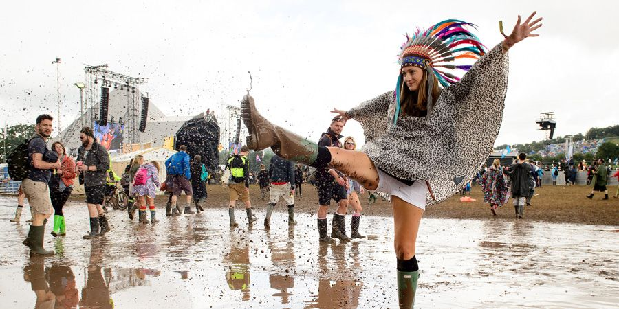 地表最大草地音樂祭 英國GLASTONBURY FESTIVAL 2014現場直擊!