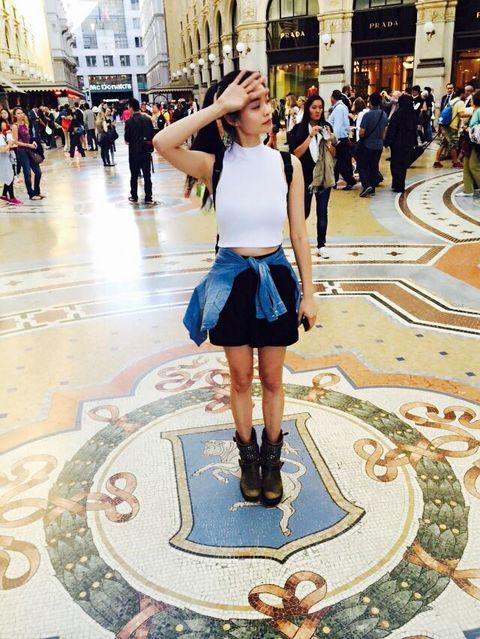 Clothing, Leg, Human leg, Street, Outerwear, Bag, Style, Tourism, Street fashion, Pedestrian,