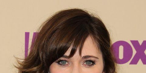 Clothing, Lip, Smile, Hairstyle, Forehead, Eyebrow, Eyelash, Style, Beauty, Long hair,