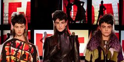 Sleeve, Textile, Style, Fashion model, Street fashion, Bag, Winter, Fashion, Black hair, Pattern,