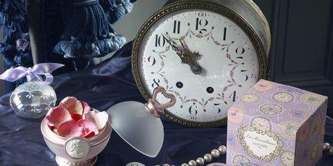 Still life photography, Home accessories, Serveware, Clock, Antique, Dishware, Analog watch, Watch, Alarm clock, Porcelain,