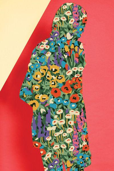 Colorfulness, Art, Visual arts, Creative arts, Day dress, Pattern,
