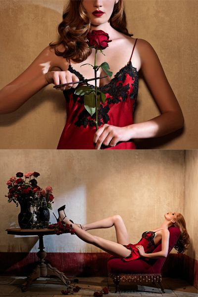 Clothing, Red, Hand, Petal, Sitting, Beauty, Fashion, Thigh, Photography, Model,