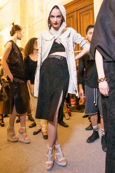 Footwear, Leg, Outerwear, Style, Fashion accessory, Fashion, Bag, Waist, Street fashion, Fashion design,