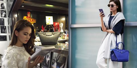 Shoulder, Style, Fashion accessory, Bag, Beauty, Sunglasses, Street fashion, Fashion, Luggage and bags, Dress,