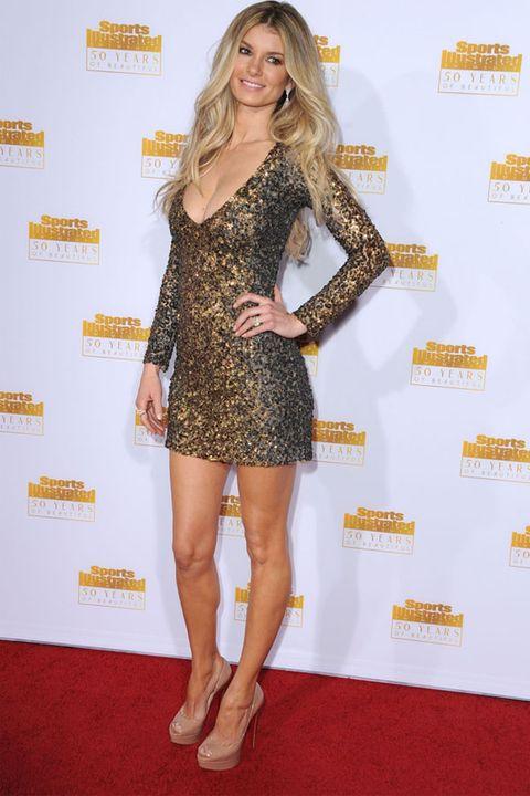 Clothing, Yellow, Dress, Shoulder, Shoe, Human leg, Joint, High heels, Flooring, Style,