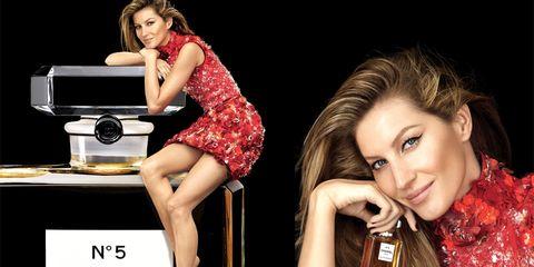 Hand, Sitting, Dress, Beauty, Fashion, Eyelash, Output device, Thigh, Model, Display device,