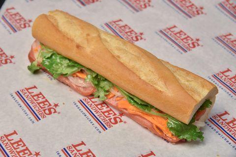 Food, Sandwich, Breakfast, Baked goods, Fast food, Finger food, Ingredient, Snack, Bun, American food,