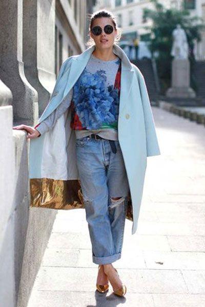 Clothing, Eyewear, Footwear, Vision care, Sleeve, Textile, Sunglasses, Denim, Outerwear, Style,
