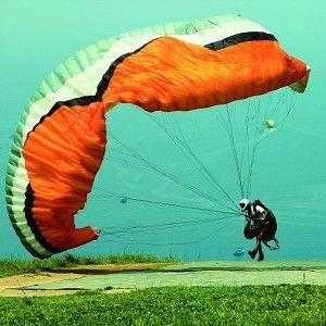 Nature, Fun, Natural environment, Organism, Parachuting, Parachute, Photograph, Leisure, Windsports, People in nature,