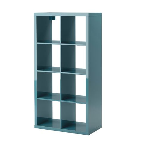 Teal, Glass, Aqua, Turquoise, Rectangle, Shelving, Azure, Electric blue, Parallel, Transparent material,