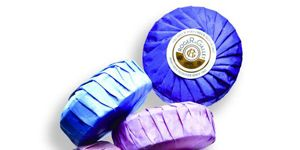 Blue, Purple, Teal, Aqua, Lavender, Turquoise, Natural material, Confectionery, Circle, Candy,
