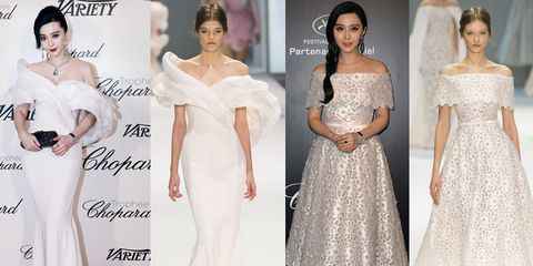 Clothing, Human, Hairstyle, Sleeve, Shoulder, Textile, Dress, Joint, Formal wear, Style,