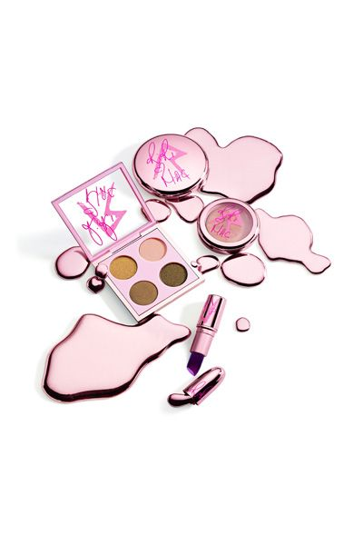 Pink, Magenta, Art, Violet, Graphics, Paw, Illustration, Clip art, Drawing,
