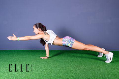 Human leg, Elbow, Shoulder, Wrist, Joint, Knee, Thigh, Waist, Exercise, Chest,