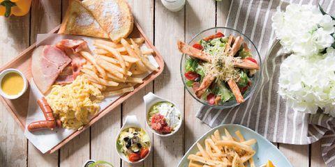 Food, Cuisine, Meal, Tableware, Dishware, Plate, Table, Dish, Produce, Ingredient,