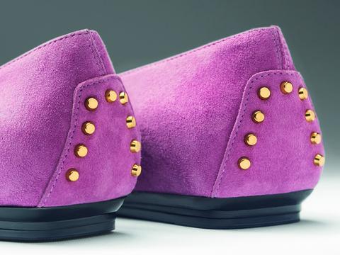 Footwear, Product, Brown, Shoe, Green, Purple, Textile, Pink, Magenta, Violet,