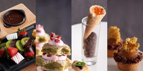 Food, Cuisine, Sweetness, Ingredient, Dessert, Recipe, Dish, Finger food, Garnish, Produce,