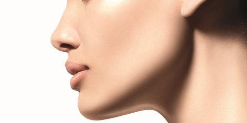 Lip, Cheek, Skin, Chin, Jaw, Neck, Eyelash, Muscle, Throat, Cylinder,