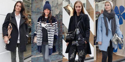 Clothing, Footwear, Leg, Winter, Trousers, Textile, Coat, Outerwear, White, Jacket,