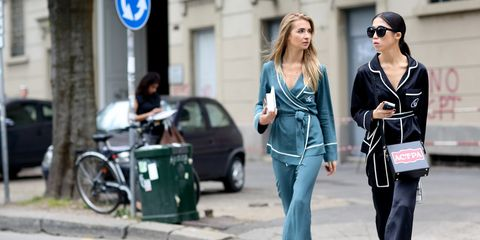 Road, Trousers, Bicycle wheel, Street, Outerwear, Sunglasses, Style, Bicycle tire, Street fashion, Bag,
