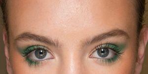 Audio equipment, Nose, Lip, Cheek, Brown, Electronic device, Hairstyle, Skin, Eyelash, Chin,