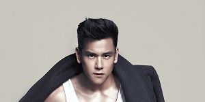 Ear, Sleeve, Shoulder, Collar, Joint, Standing, Style, Formal wear, Black hair, Fashion,