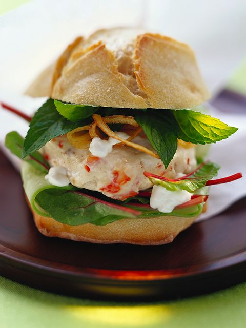 Food, Finger food, Cuisine, Ingredient, Sandwich, Dish, Produce, Baked goods, Recipe, Meal,