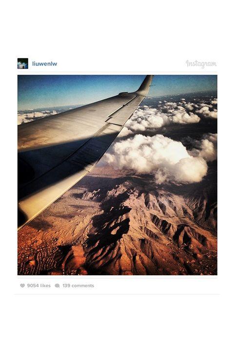 Atmosphere, Landscape, Mountain range, Horizon, Summit, World, Aerospace engineering, Volcanic landform, Photography, Geological phenomenon,