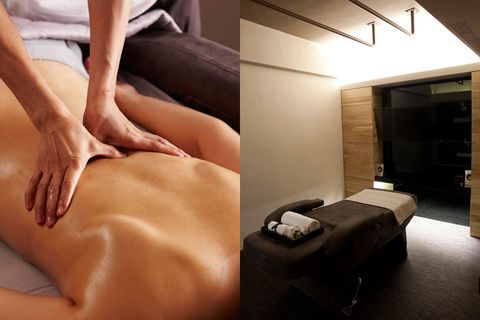 Human leg, Wrist, Room, Interior design, Muscle, Tan, Thigh, Stomach, Abdomen, Trunk,
