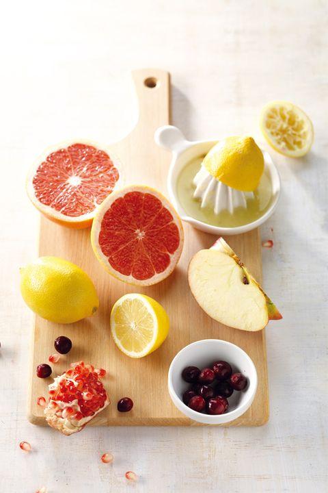 Food, Fruit, Citrus, Ingredient, Produce, Natural foods, Tableware, Lemon, Grapefruit, Citric acid,