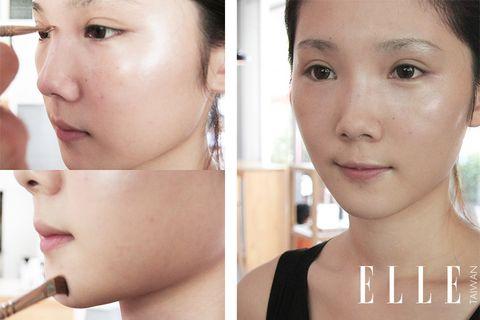 Nose, Ear, Lip, Cheek, Mouth, Brown, Hairstyle, Skin, Eye, Eyelash,