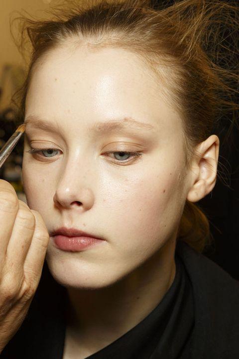 Hair, Face, Lip, Cheek, Eye, Hairstyle, Skin, Chin, Forehead, Eyelash,