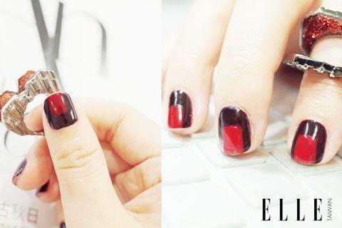 Finger, Red, Nail, Nail care, Nail polish, Style, Manicure, Fashion accessory, Carmine, Fashion,