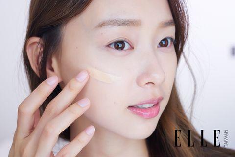 Nose, Finger, Lip, Cheek, Brown, Hairstyle, Skin, Chin, Eyelash, Forehead,