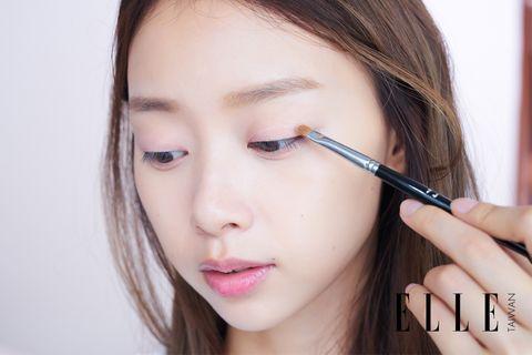 Lip, Cheek, Brown, Hairstyle, Skin, Eye, Eyelash, Chin, Forehead, Eyebrow,