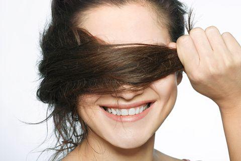 Hair, Lip, Hairstyle, Skin, Chin, Forehead, Eyebrow, Eyelash, Tooth, Happy,