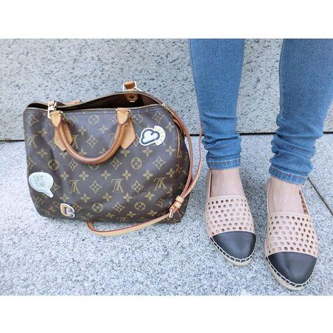 Footwear, Product, Brown, Shoe, Bag, Style, Denim, Fashion accessory, Shoulder bag, Fashion,