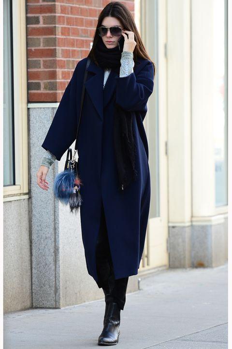 Clothing, Eyewear, Textile, Sunglasses, Coat, Outerwear, Bag, Style, Street fashion, Jacket,