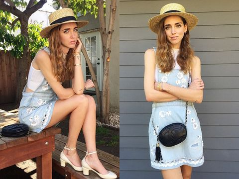 Clothing, Hat, Shoulder, Joint, Fashion accessory, Outerwear, Bag, Style, Sun hat, Headgear,