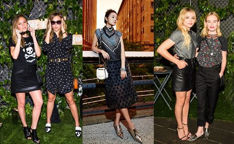 Clothing, Footwear, Leg, Dress, Trousers, Outerwear, Fashion accessory, Style, Formal wear, Bag,