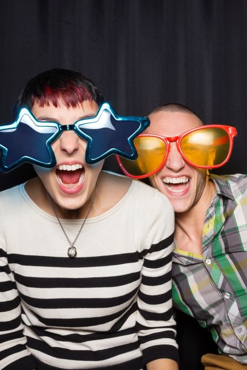 Clothing, Eyewear, Vision care, Mouth, Fun, Goggles, T-shirt, Cool, Sunglasses, Youth,