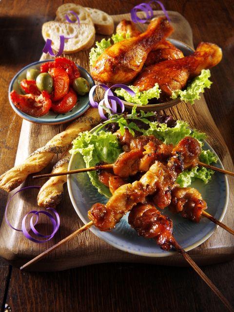 Food, Cuisine, Dishware, Tableware, Dish, Ingredient, Plate, Serveware, Recipe, Finger food,